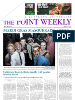 The Point Weekly - 03.25.13