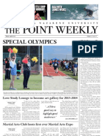 The Point Weekly - 4.8.13