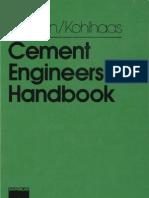 Duda Cement Handbook Pdf