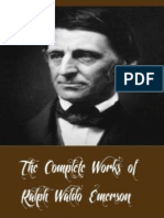 Emerson Complete, VOL 6 Conduct of Life - Ralph Waldo Emerson (1888)