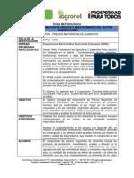 Ficha Metodologica- SIPSA - Precios 2012-11-07 VF[1] Copy