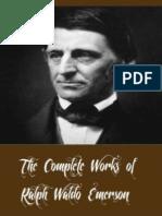 Emerson Complete, VOL 3 Lectures & Essays II - Ralph Waldo Emerson (1893)