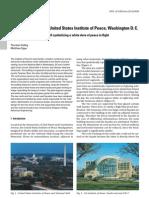 Fachadas y Techos Instituto de la Paz, Washintogn, D.C