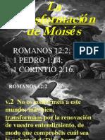 _La Transformacion de Moises (Lista)