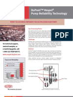 K22694 Vespel CR6100 Gas Process