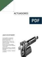 Actuadores Expo Neumatica