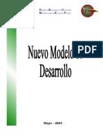 Nuevo Modelo de Desarrollo1