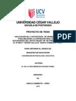 Proyecto Rosario