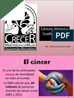 Mv Cancer de Mama y Cuello Uterino