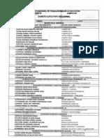 Estructura Sindical IV