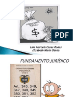 Presupuesto Publico