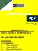 CASOS PRATICOS PCG