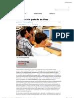 La educación gratuita en línea | SMConectados