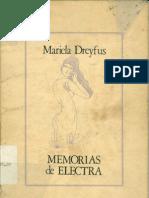 DREYFUS, Mariela. Memorias de Electra.pdf