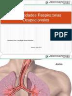 enfermedades respiratorias ocupacionales