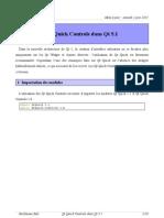 Qt Quick Controls Dans Qt 5.1