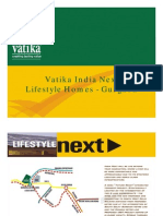 Vatika Lifestyle Home Gurgaon
