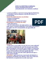 Projeto HISTÓRIA NARRADA