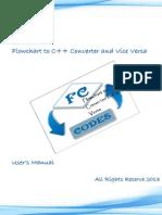 Flowchart to C Sample Manual