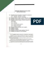 Fiziopatologia Sistemului Nervos Central