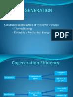 cogeneration in india.ppt