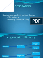 cogeneration in india.ppt