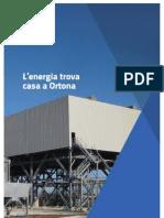 ORTONA. La CentraleTamarete Energia