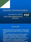 Satellite Communication -