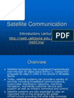 Satellite Communication -