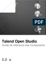 TalendOpenStudio Components FR