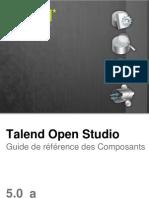 TalendOpenStudio Components FR