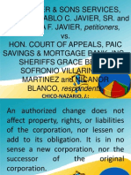 PC Javier and Sons, Inc. vs CA