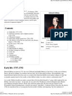 Edward Gibbon - Wikipedia, The Free Encyclopedia