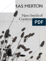 Thomas Merton New Seeds of Contemplation