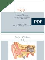 CRS OMSK+Komplikasi Meningitis Otogenik