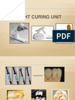 Light Curing and Tempering