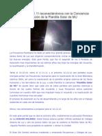 Canalizaciones Discos Solares