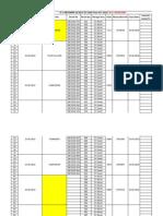 19-33 kV CABLE Receipt Details