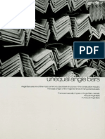Profile - Unequal Angle Bars