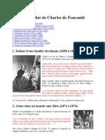 Charles de Foucauld - Biographie de Charles de Foucauld