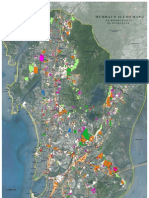 Mumbai's Slums Map Land Reservations