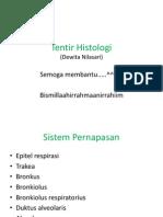Tentir Histologi FKUI 2008 Bangkit!!!!!!!