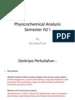 Edit Analisis Fisikokimia i