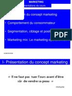 Marketing Segmentation ...