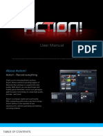 Action! User Manual