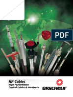 HP Control Cables Hardware Catalog
