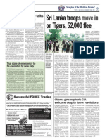 thesun 2009-04-22 page10 sri lanka troops move in on tigers 52000 flee