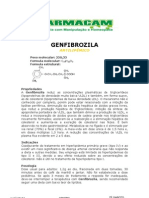 genfibrozila farmacam