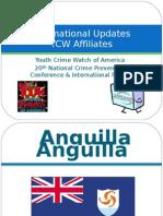 YCWA International Updates
