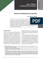 Vitor de Paula Ramos - Derecho Fundamental a La Prueba